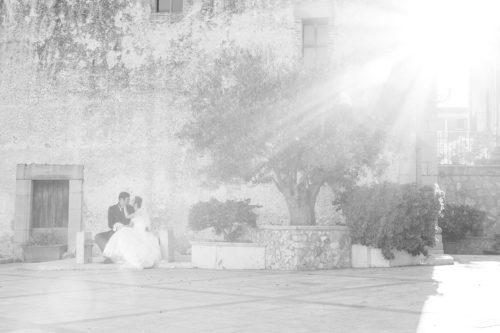 Eine Hochzeits - Fotoreportage in Sizilien,