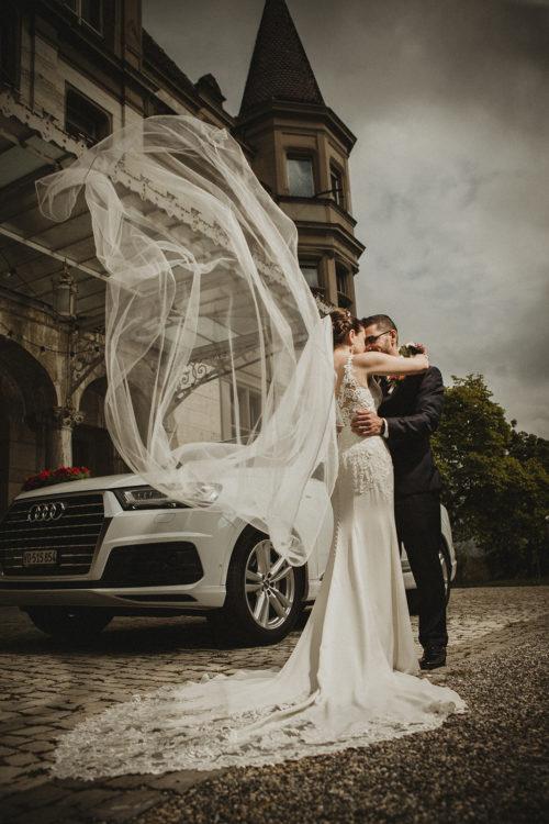 Hochzeit im Schloss Silberberg, Hochzeitsfotograf Zürich,
