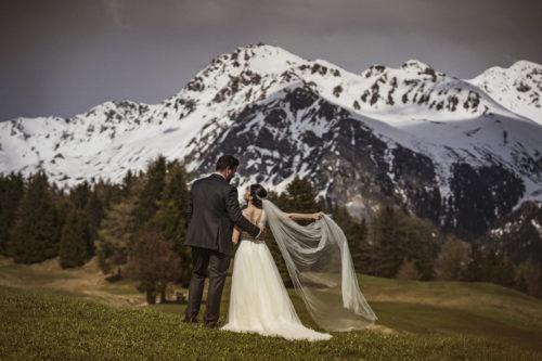 Hochzeit on der Lenzerheide, Wedding Suisse