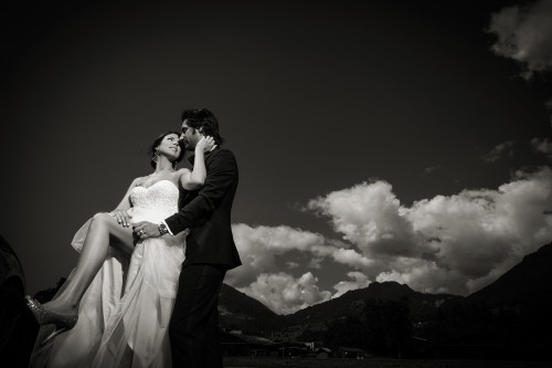 Giulia & Antonio Hochzeitsfotos bei Mariano