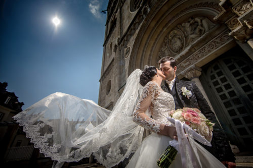 in der rustikalen St. Martin in olten heiraten,