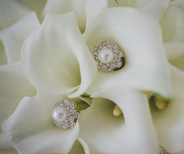 Hochzeit Foto Blumen