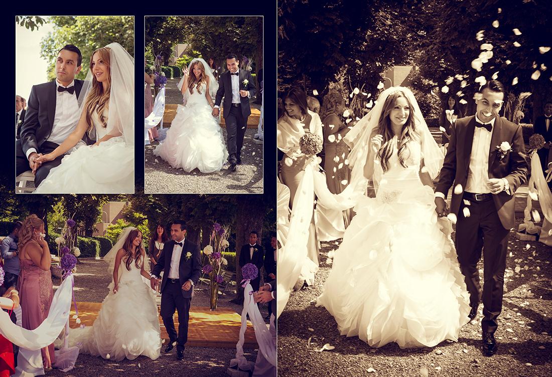 Hochzeitsfotos bei Mariano