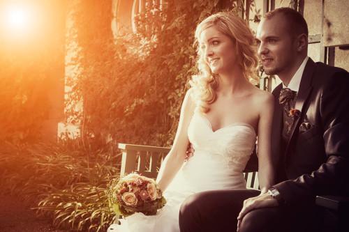 Hochzeitsfotos Stefanie & Ramon in Baden Villa Boveri
