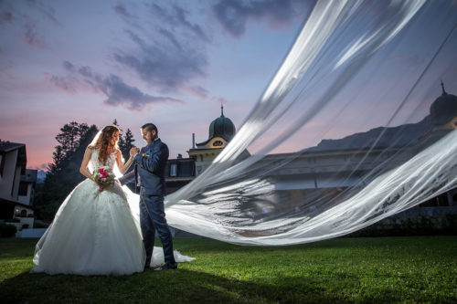 Hochzeit im Grand Resort Waldhaus Flims, Heiraten in Graubünden,
