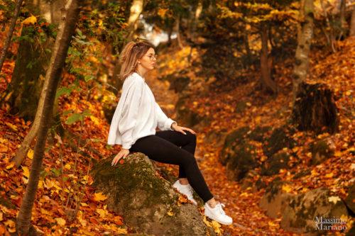 Herbstliches Shooting