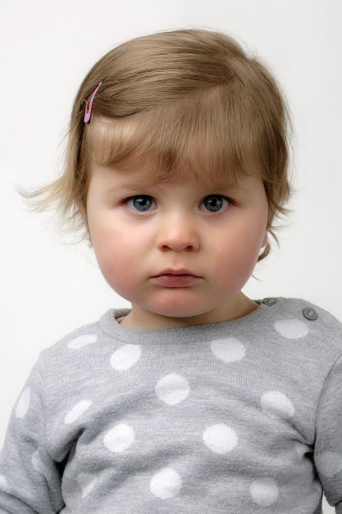Baby-Passfotos