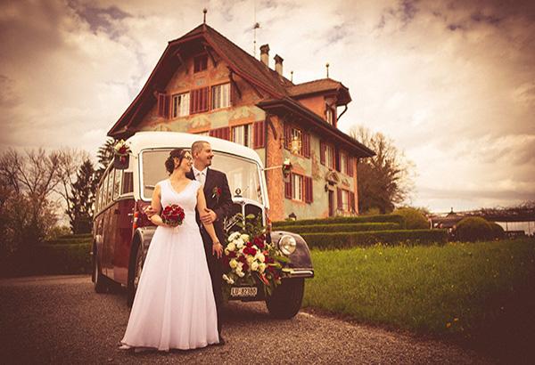 Hochzeit in Cham