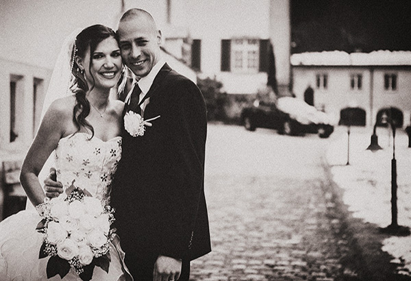 Hochzeit in Fischingen