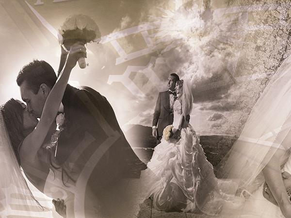 Hochzeitsfotograf Mariano Collage