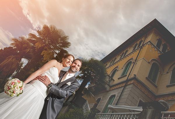 Andrea & Beni Hochzeitsfograf Mariano bei Villa Volpi Lago Maggiore