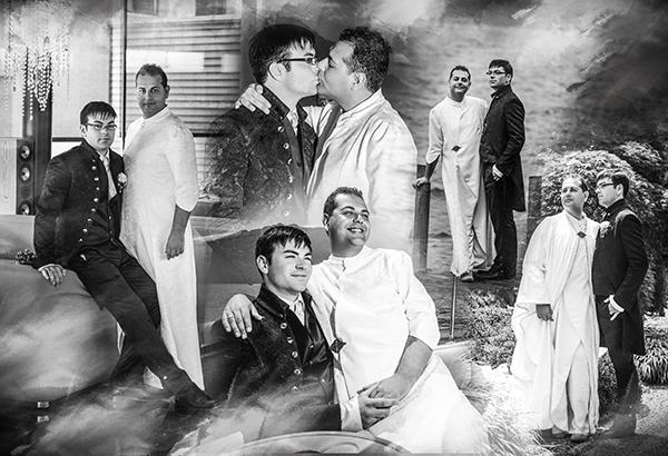 Elvis & Nobert Hochzeitsfotograf Mariano