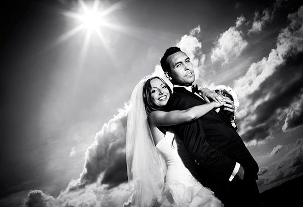 Yasemin & Bruno bei Hochzeits Fotograf Mariano