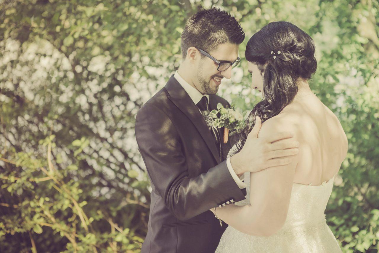 Aline & Stefan mit Hochzeitsfotograf Mariano