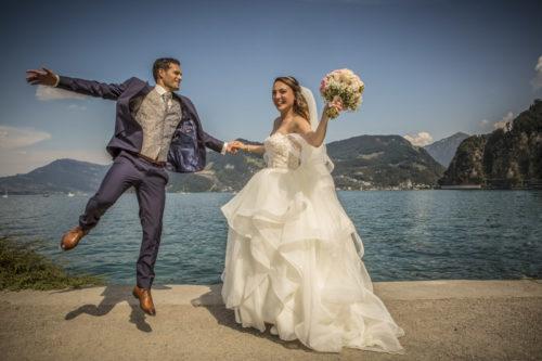 Hochzeitsfotograf aus Luzern,