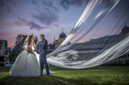 Hochzeitsfotograf Grand Resort Waldhaus Flims,