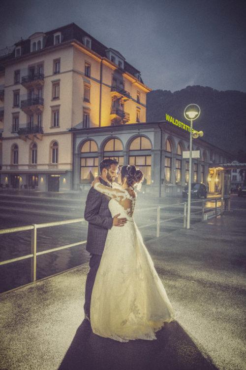 Feier oder Heirat im Waldstätterhof Brunnen,