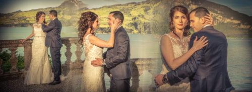 Serena & Toni Hochzeit Fotograf in Thun und Spiez